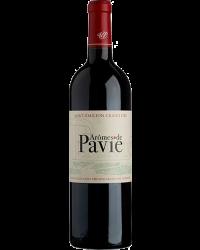 Second vin du Château Pavie 2015 Arômes de Pavie Rouge