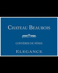 Elégance 2012 Château Beaubois Rouge