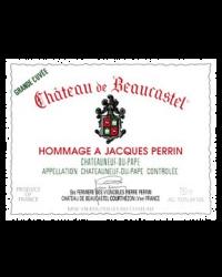 Hommage à Jacques Perrin 2011 Perrin & Fils - Château de Beaucastel Rouge en Magnum