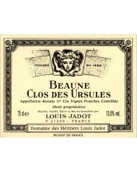 1er Cru - Clos des Ursules 2010 Domaine Louis Jadot Rouge