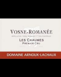 1er Cru Les Chaumes 2014 Arnoux-Lachaux Rouge