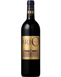 Second vin du Château Cantenac Brown 2013 Brio de Cantenac Brown Rouge