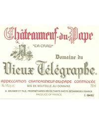 Domaine du Vieux Télégraphe 2010 Vignobles Brunier Blanc Sec