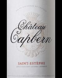 Château Capbern 2014 Rouge