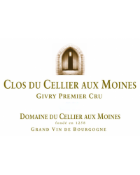Clos du Cellier Aux Moines 2013 Domaine du Cellier Aux Moines Rouge