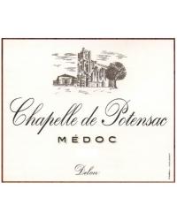 Second Vin du Château Potensac 2008 La Chapelle de Potensac Rouge