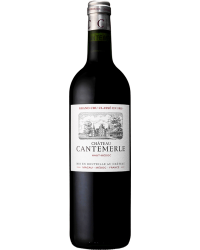 5ème Grand Cru Classé 2015 Château Cantemerle Rouge en Magnum