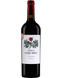 Les Plôts 2014 Château Coupe-Roses Rouge