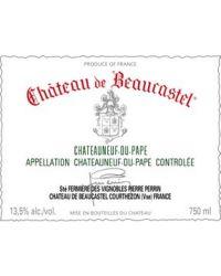 Château de Beaucastel 2011 Blanc Sec