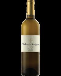 Cuvée Caroline 2012 Château de Chantegrive Blanc Sec