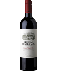 Grand Cru Classé 2014 Château Fonplégade Rouge