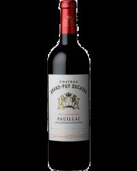Grand Cru Classé 2015 Château Grand-Puy Ducasse Rouge