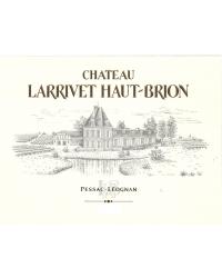 Château Larrivet Haut-Brion 2012 Blanc Sec
