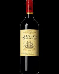 Grand Cru Classé de Graves 2014 Château Malartic Lagraviere Blanc Sec