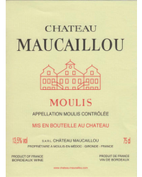 Château Maucaillou 2012 Rouge