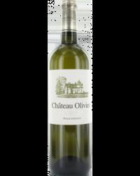 Grand Cru Classé 2015 Château Olivier Blanc Blanc Sec