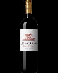 Grand Cru Classé 2015 Château Olivier Rouge