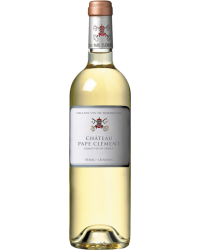 Grand Cru Classé 2013 Château Pape Clément blanc Blanc Sec