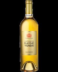 1er Cru de Sauternes 2009 Château Rayne Vigneau Blanc d'Or