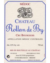 Château Rollan de By 2010 Rouge