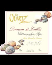 Les Quartz 2010 Le Clos du Caillou Rouge