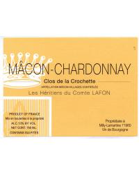 Clos de La Crochette 2011 Héritiers du Comte Lafon Blanc Sec