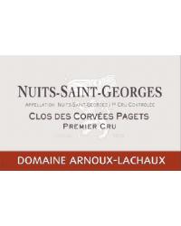 1er Cru Clos des Corvées Pagets 2010 Arnoux-Lachaux Rouge