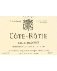 Côte Blonde 2011 Domaine Rostaing Rouge