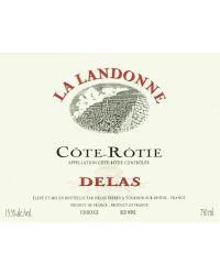 La Landonne 2012 Delas Frères Rouge
