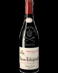 La Crau 2010 Domaine du Vieux Télégraphe (Vignobles Brunier) Rouge en Magnum