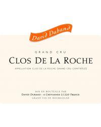 Domaine David Duband 2013 Rouge