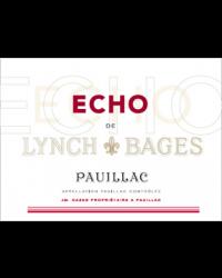 Second Vin de Château Lynch Bages 2012 Echo de Lynch Bages Rouge