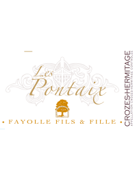 Les Pontaix 2012 Domaine Fayolle Fils & Fille Rouge