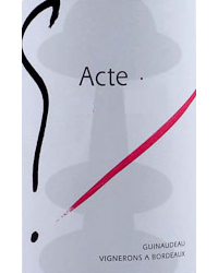 G Acte 6 2014 Rouge