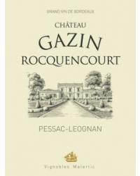 Château Gazin Rocquencourt 2008 Rouge