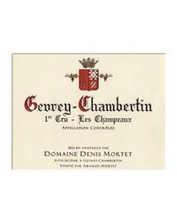 1er Cru Les Champeaux 2012 Domaine Denis Mortet Rouge