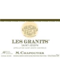 Les Granits 2009 M.Chapoutier Rouge en Magnum