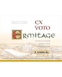 Ex-Voto 2010 E. Guigal Blanc Sec