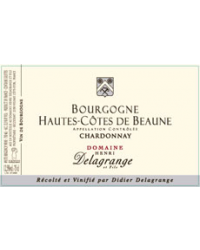 Chardonnay 2012 Domaine Henri Delagrange et Fils Blanc Sec