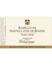 Domaine Delagrange 2010 Rouge