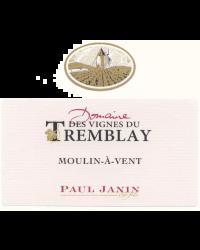 Domaine des Vignes du Tremblay 2014 Domaine Paul Janin et Fils Rouge