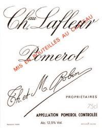 Château Lafleur 2013 Rouge