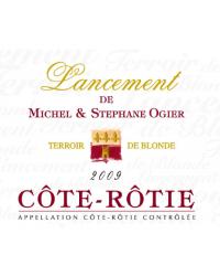 Lancement 2009 Michel & Stéphane Ogier Rouge