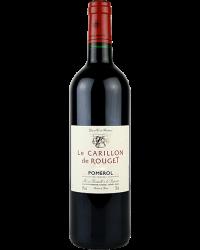 Second vin du Château Rouget 2009 Le Carillon de Rouget Rouge