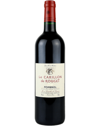Second vin du Château Rouget 2012 Le Carillon de Rouget Rouge