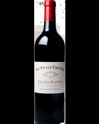 Second vin du Château Cheval Blanc 2010 Le Petit Cheval Rouge