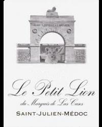 Second Vin de Château Las Cases 2012 Le Petit Lion Rouge