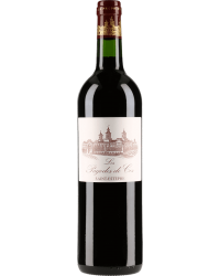 Second vin du Château Cos d'Estournel 2011 Les Pagodes de Cos Rouge