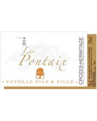Les Pontaix 2014 Domaine Fayolle Fils & Fille Rouge