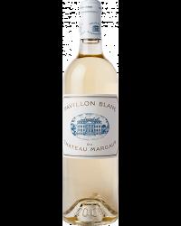 Vin du Château Margaux 2014 Pavillon Blanc Blanc Sec